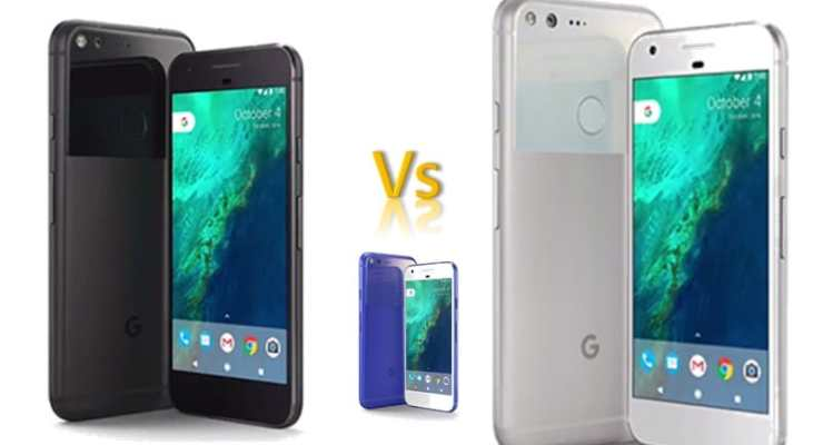Google Pixel Vs Pixel XL Compare & Review