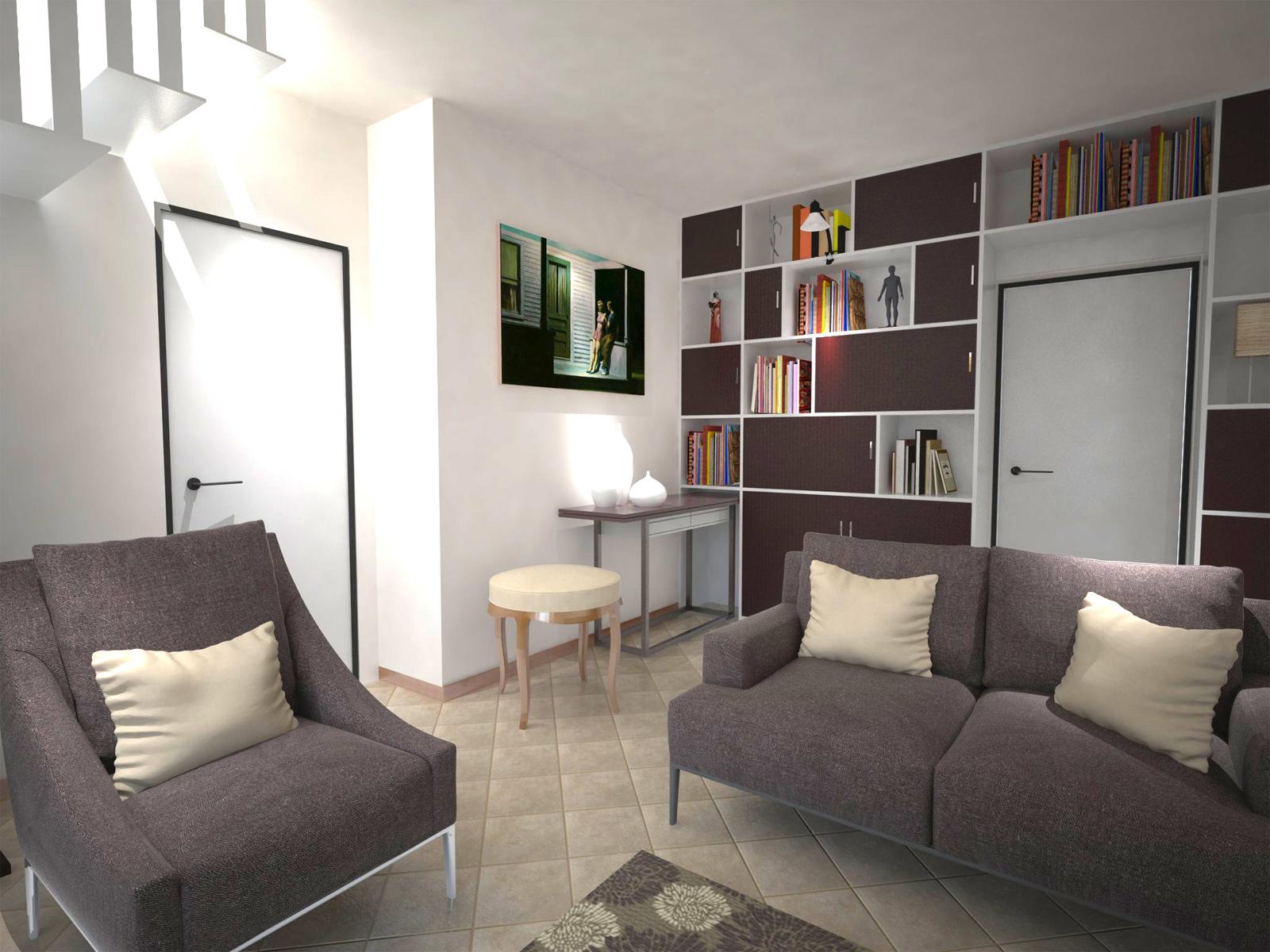 Diseño Salon Comedor Pequeño | Diseño Brillante Agradable Organizar ...