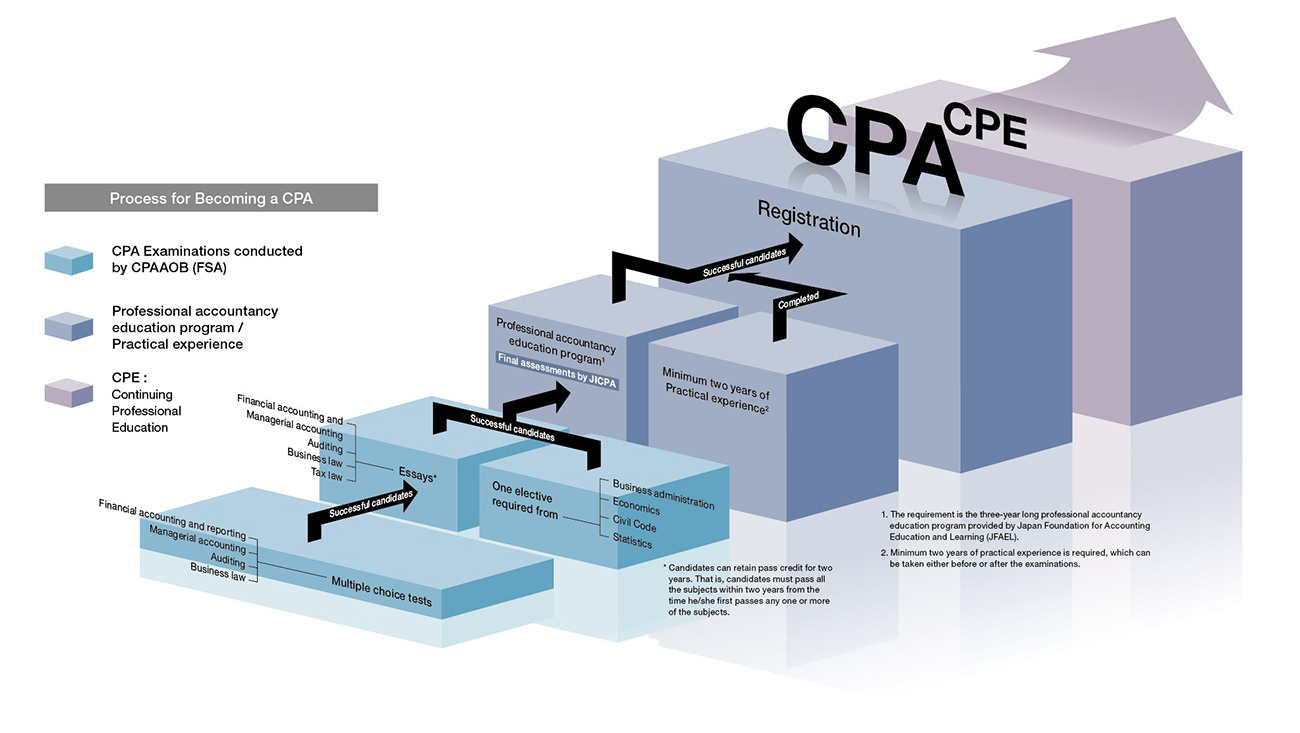 Chartered Accountant Cpa Becoming A Cpa