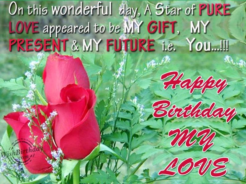Neat Birthday Wishes To Send Your Wife On Her Happy Birthday My Friend Birthday Wishes To Send Your Wife On Her Birthday Heaven Spanish Happy Birthday My Friend