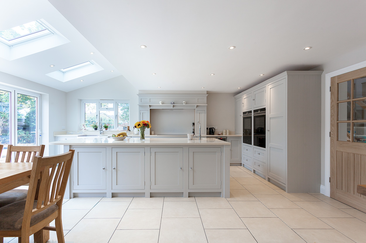 Kitchens Direct Handmade Kitchens Direct Christchurch Surrey Painting