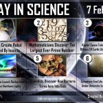 Today in Science 7 Feb, 2013 by Hashem AL-ghaili