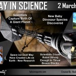 Today in Science 2 Mar 2013 by Hashem AL-ghaili