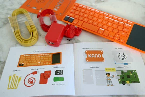 kano – the HPMcQs learn to code