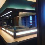 内装工事完了いい雰囲気になりました最後に●●●をカウンターの一段低い箇所にセットオンに引き渡しとなりますオーナーさんにも秘密の仕様です!! #内装工事 #内装デザイン #空間デザイン  #空間演出  #デザイナー  #北海道 #札幌 #ススキノ #居酒屋来年1月初頭から、空間デザイン及び施工を承ります。DMでご相談下さい。