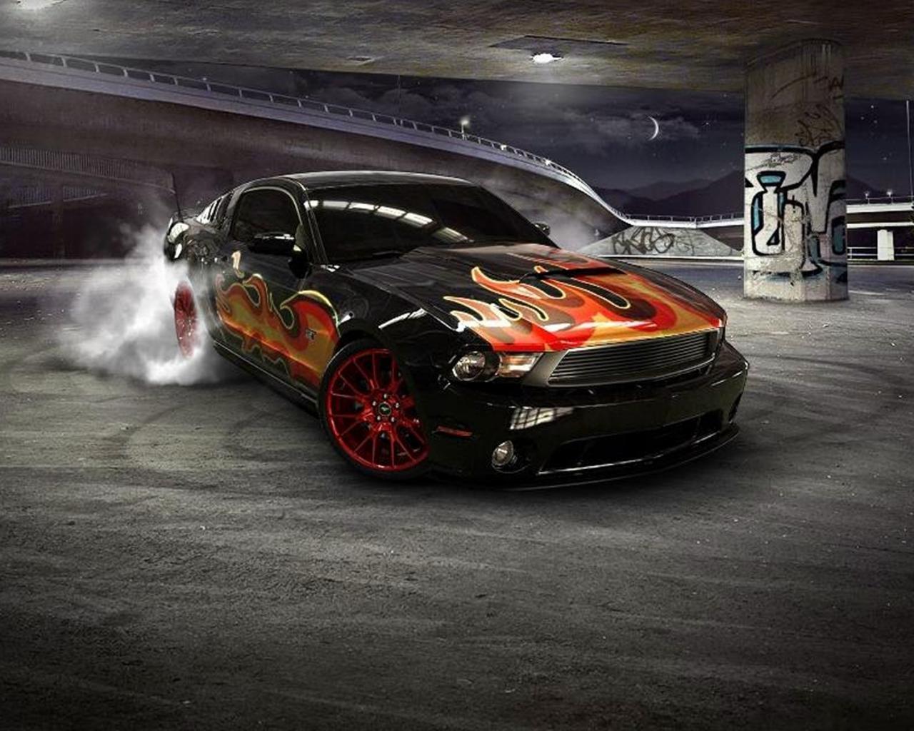 Hd Wallpapers 1280x1024 Cars Машина скорость дрифт автомобили машины авто обои для