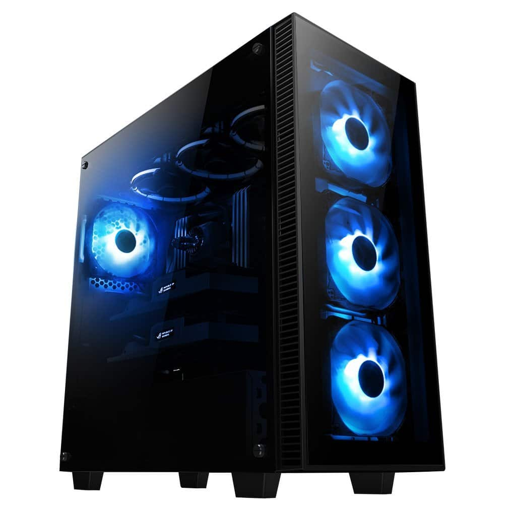 Case Pc Top 10 Best Tempered Glass Pc Cases In 2019 Reviews Best For