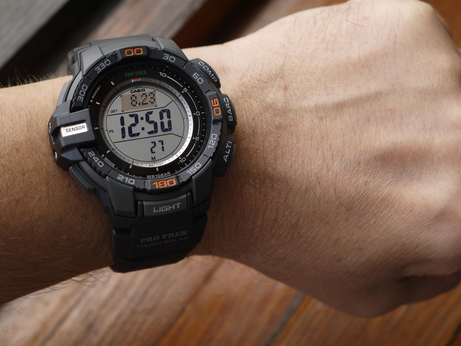 Analog Watch Casio Protrek Prg-270-1 Watch ⋆ High Quality Watch Gallery