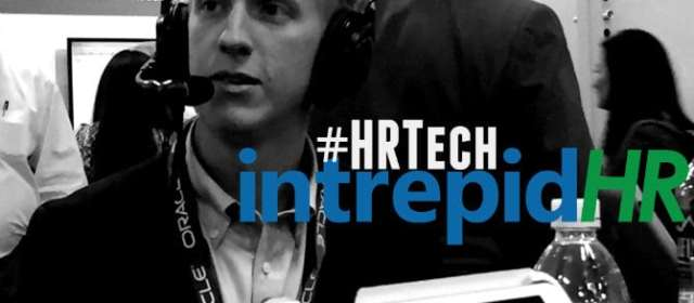 Dietrich Warner on Employee Happiness, LIVE from #HRTechConf