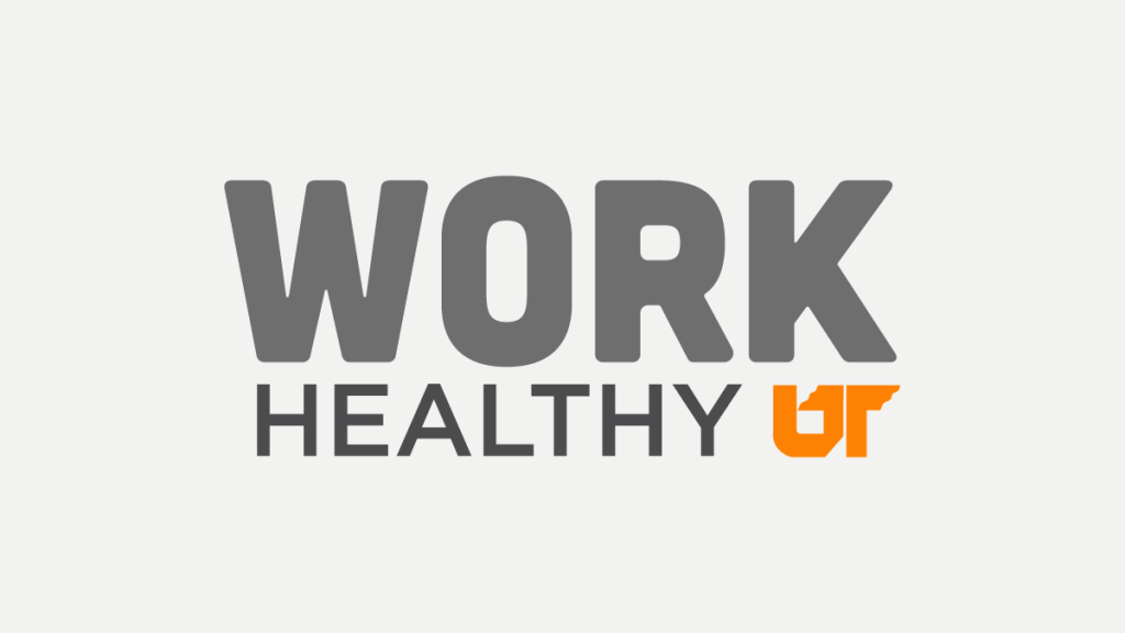 Work Healthy UT logo