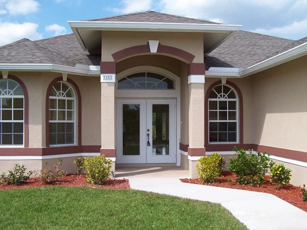 fl spanish style homes photos houses plans designs san jacinto florida style home plan house plans