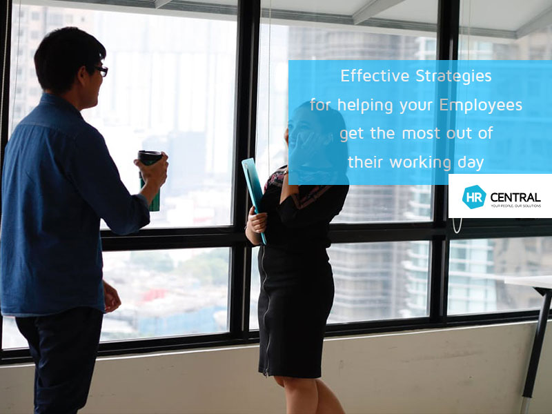 Strategies to make your employees as effective as possible HR Central