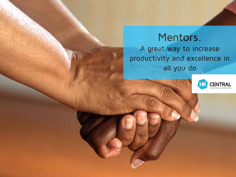 The importance of having a Mentor (and how to find one) HR Central - how to find mentors