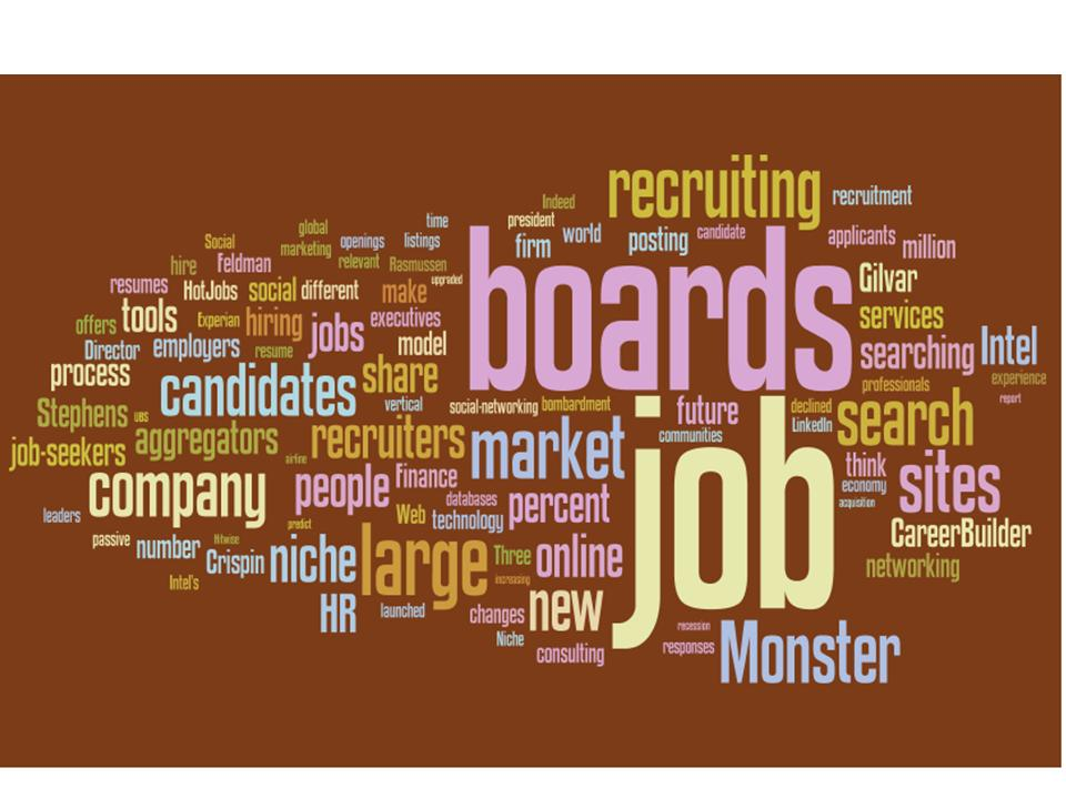 Making the Most When Recruiting with Job Boards SmartRecruiters