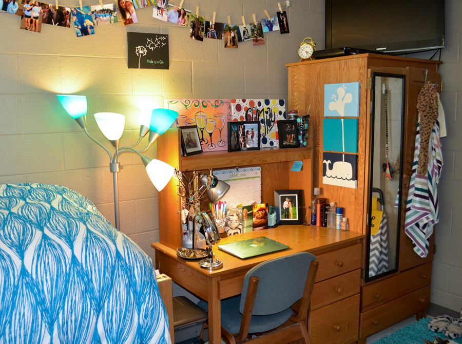 Short Dresser North Spencer Residence Hall - Housing And Residence Life