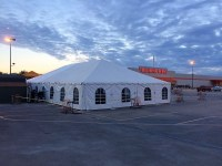 40x40 Tent Rentals in Houston TX H&R Tent got you covered