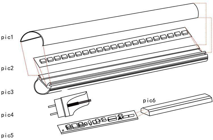 t8 led tube wiring