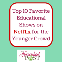 Top Ten Favorite Educational Shows on Netflix