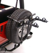 Hollywood Spare Tire Rack 2 Bike - By Hollywood ...