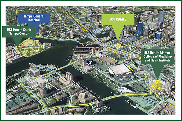 USF Health News USF-Health-Downtown-Map_RSSjpg - USF Health News