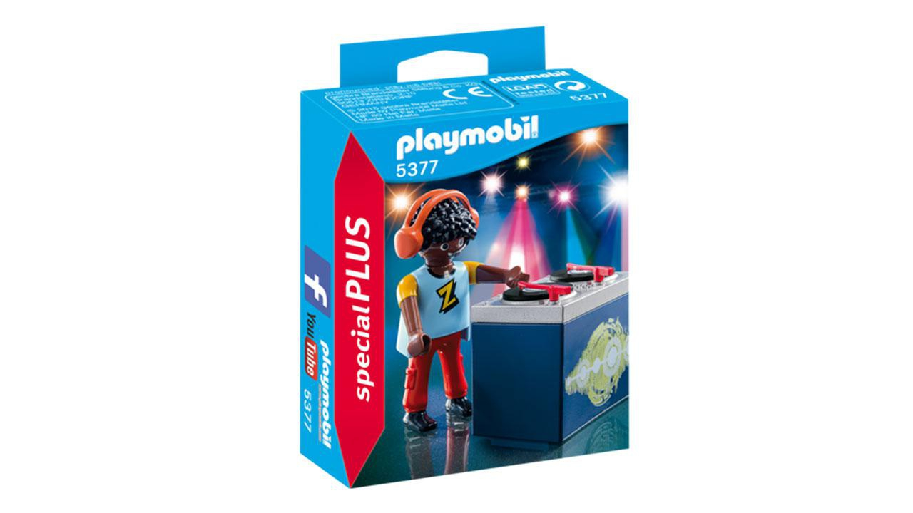 "Dj Bettwäsche Dj ""z"", Playmobil® Playmobil Specials Plus Playmobil"