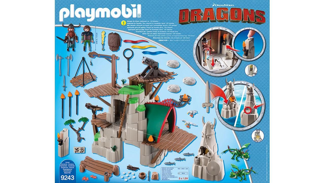 Dragons Bettwaesche Berk, Playmobil® Playmobil Figures Playmobil Figurine... | Kidsahoi.ch