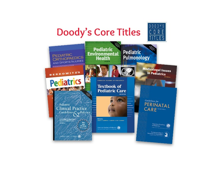 AAP The Core Titles Your Library Needs, in one eBook Collection