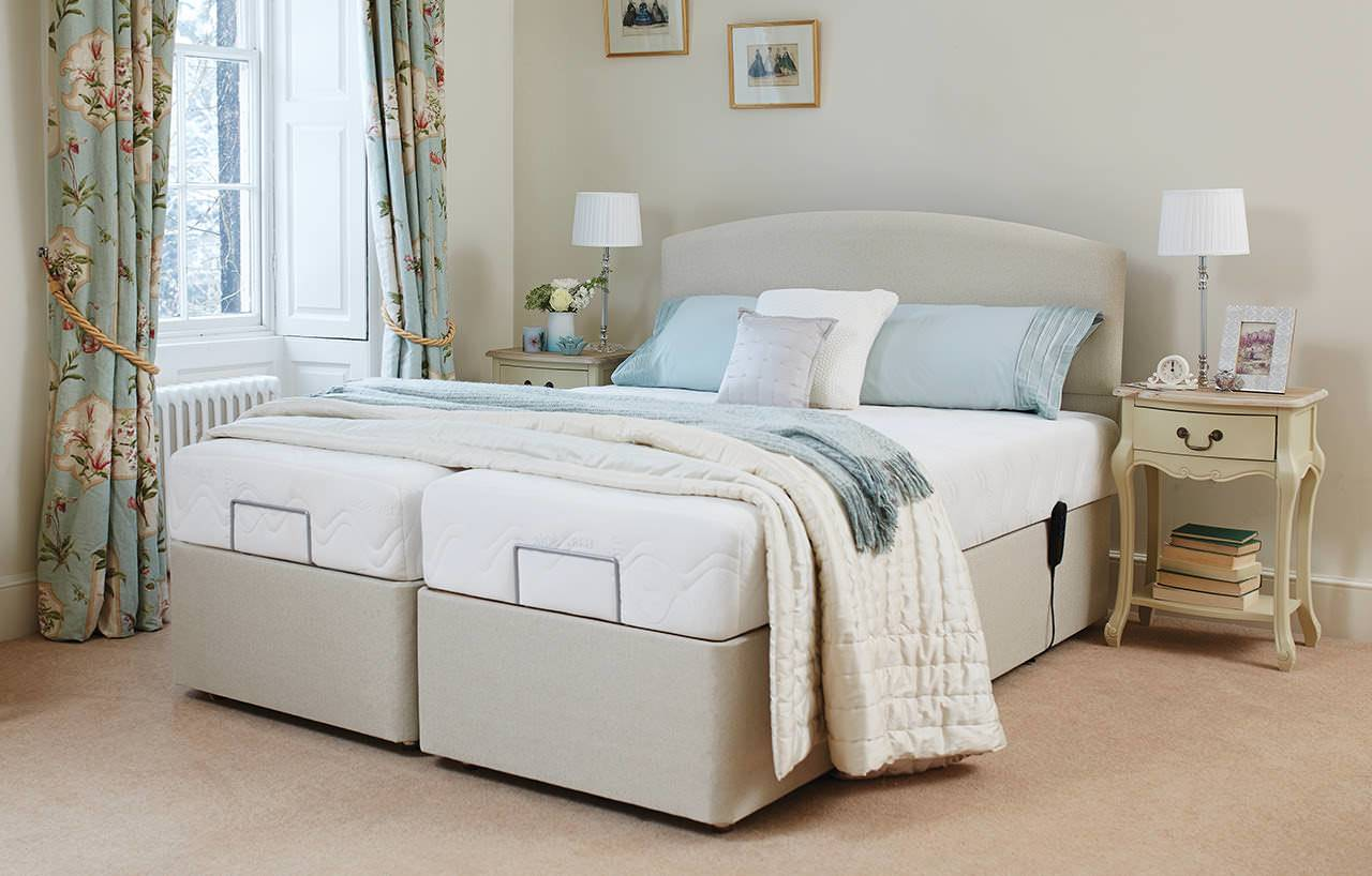 Snooze Single Beds Single And Double Adjustable Beds Handcrafted In The Uk Hsl