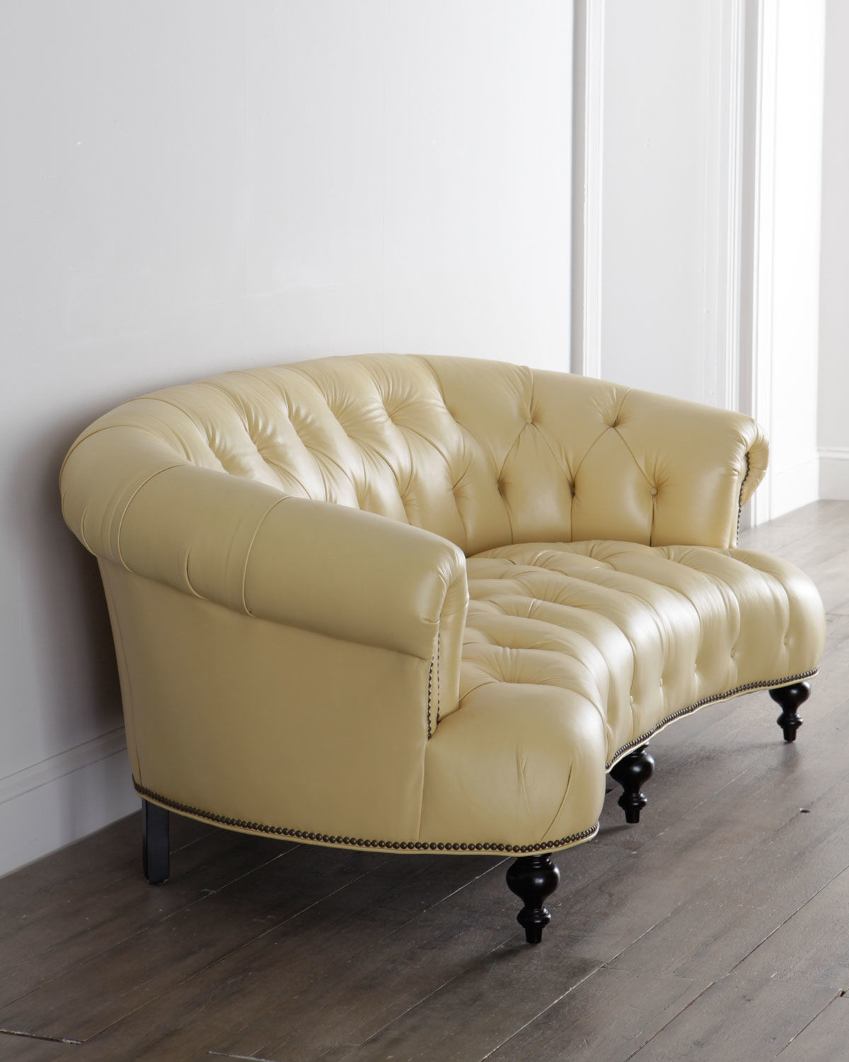 Sofa Unik Lenoir Yellow Sofa