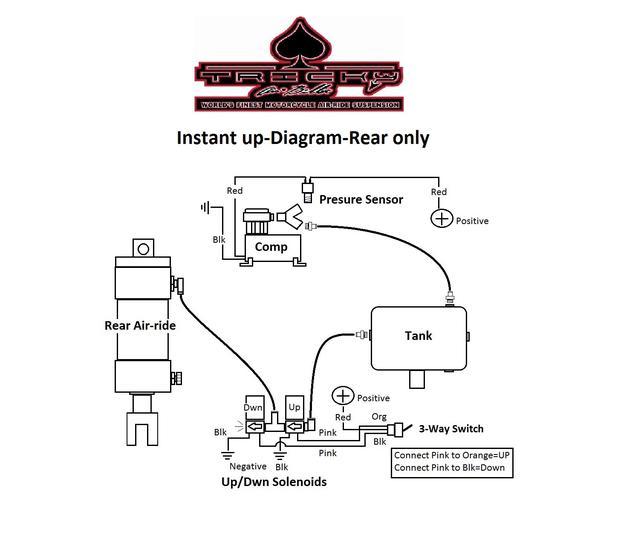viair compressor wiring