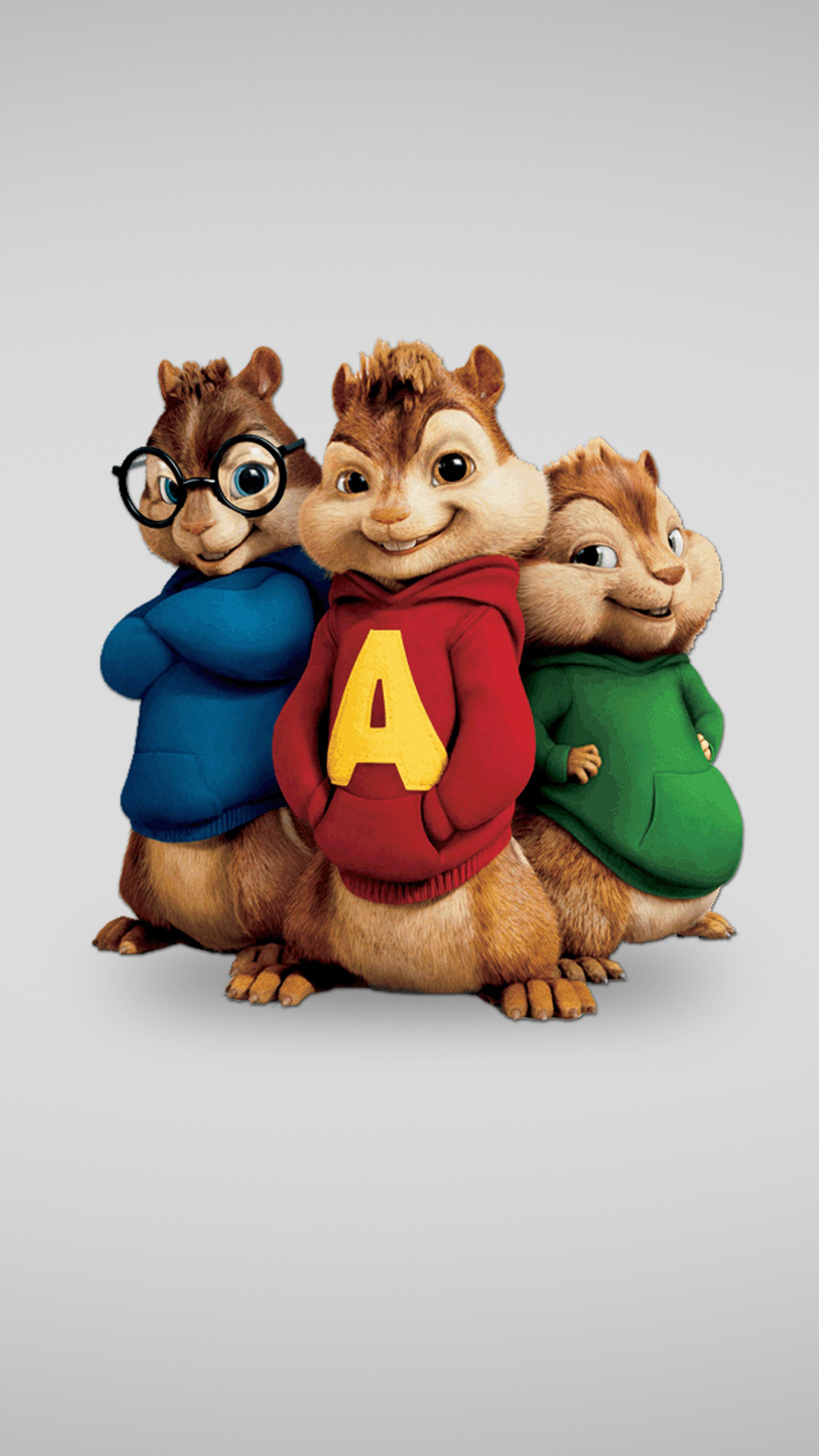 Cute Anime Characters Wallpapers Alvin And The Chipmunks Htc One Wallpaper Best Htc One