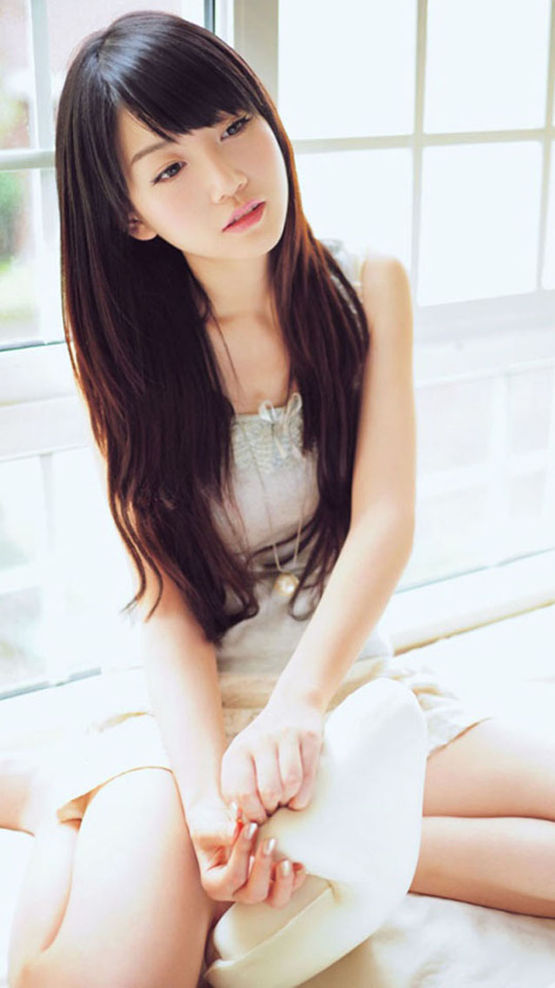 Cute Love Wallpapers Download Hd Beauty Japanese Girl Best Htc One Wallpapers
