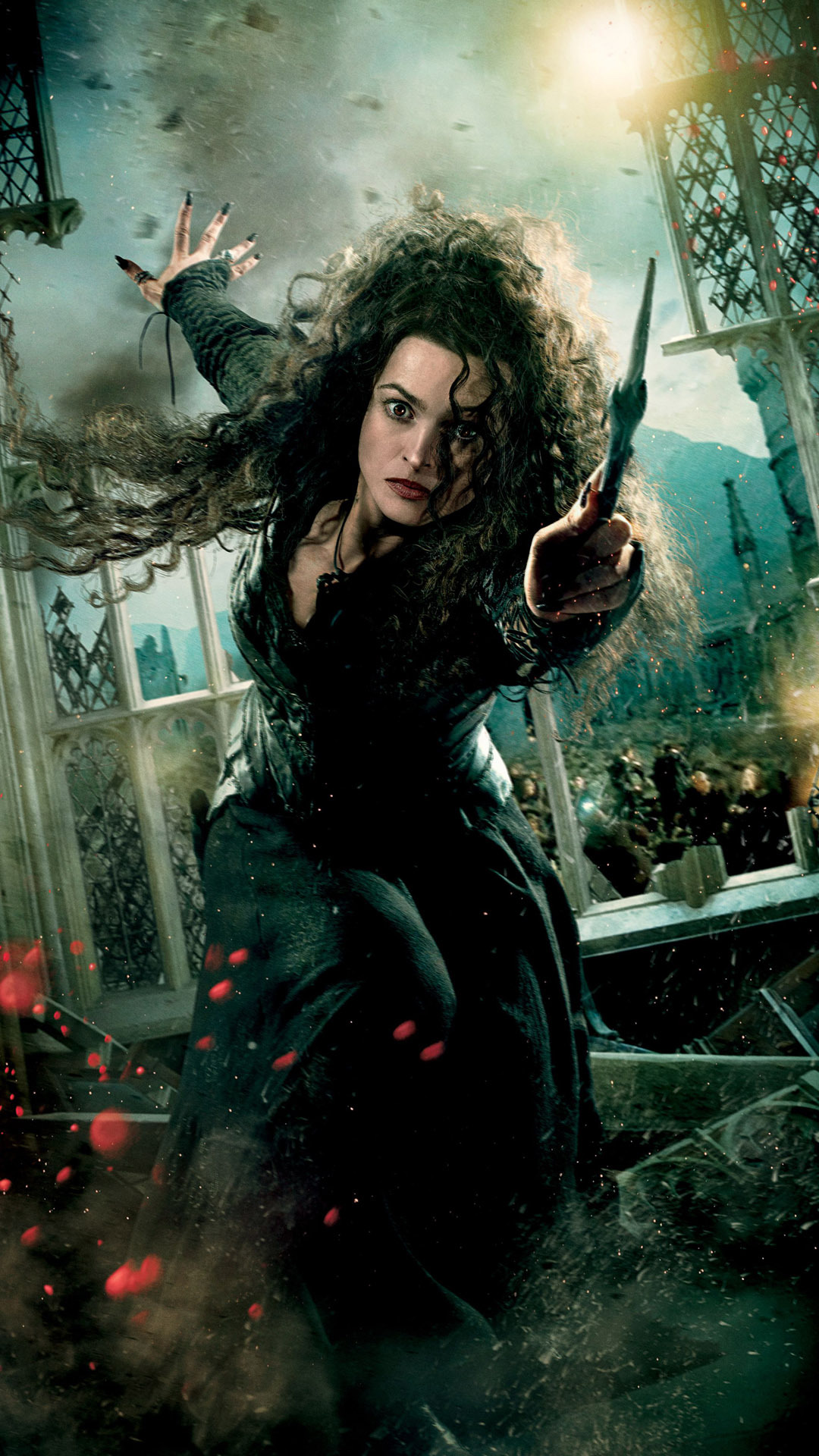 Cute Cartoon Hd Wallpapers Free Download Bellatrix Lestrange Harry Potter Best Htc One Wallpapers