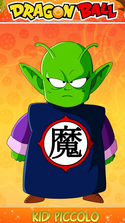 Htc One M8 Wallpaper Hd Kid Piccolo Dragon Ball Anime Best Htc One Wallpapers