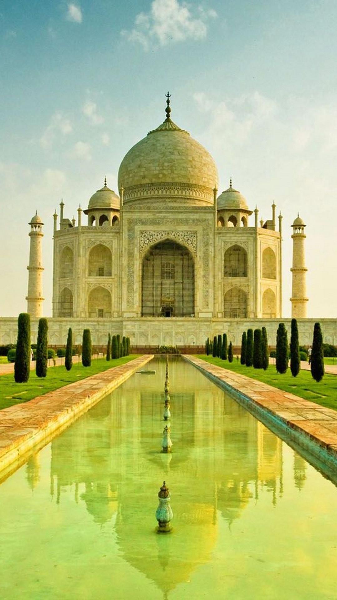 Taj Mahal Hd Wallpaper 1080p Download Taj Mahal India Best Htc One Wallpapers Free And Easy