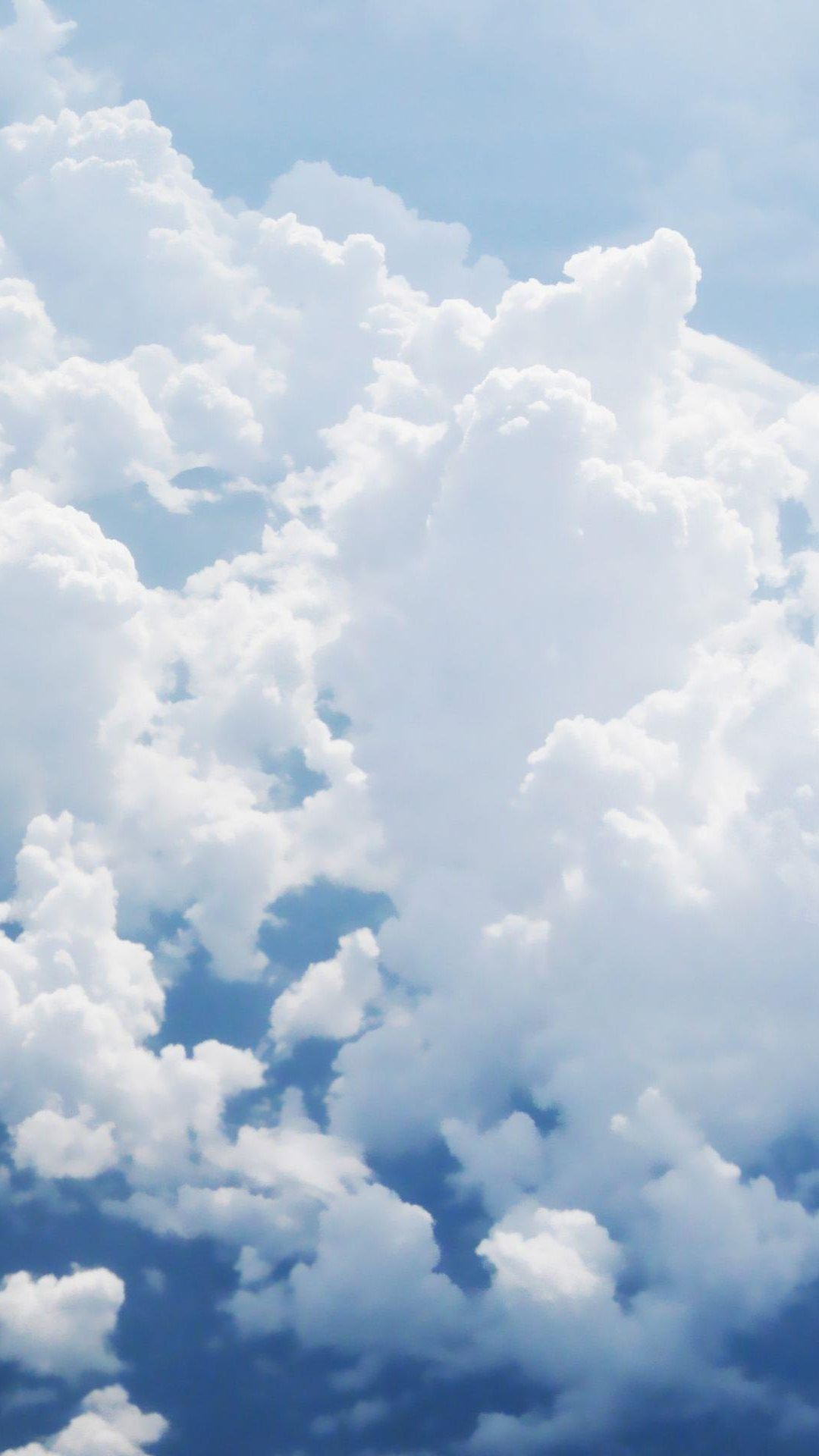 Htc One M8 Wallpaper Hd Puffy Clouds Best Htc One Wallpapers Free And Easy To