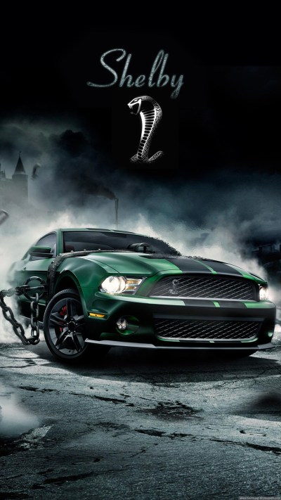 Shelby Cobra Muscle Car - Best htc one wallpapers