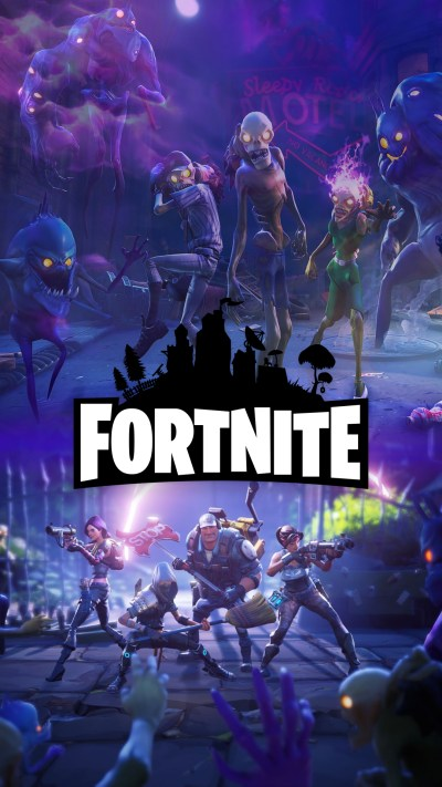 Fortnite Battle Royale - 4k wallpapers for Android and iPhone