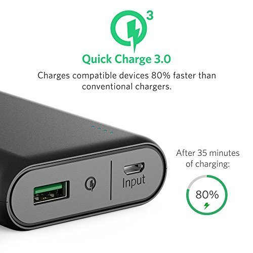 Anker PowerCore 10000 Quick Charge 3.0