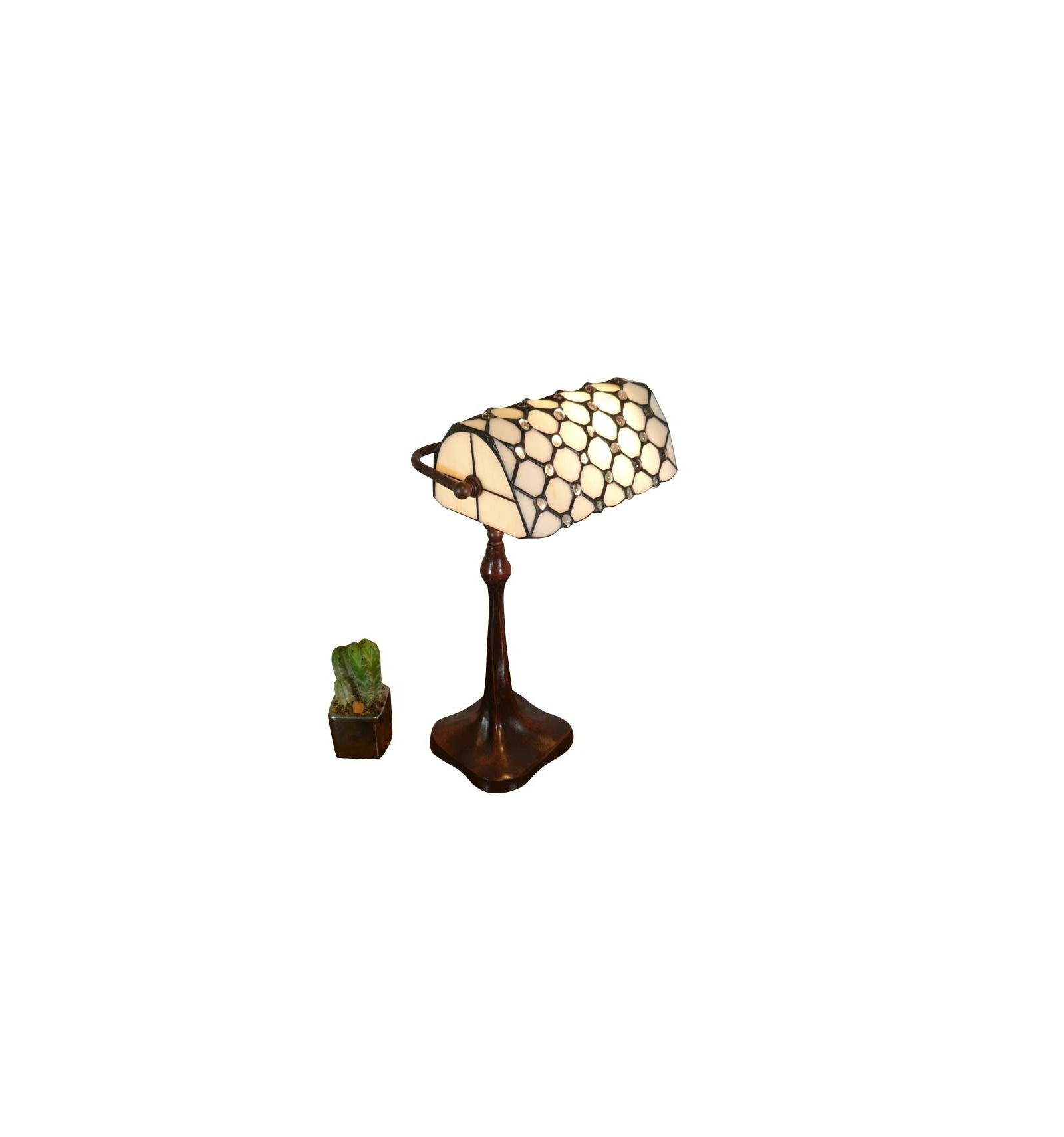 Lampe Du Bureau Desk Lamp Tiffany Style To Read And Work