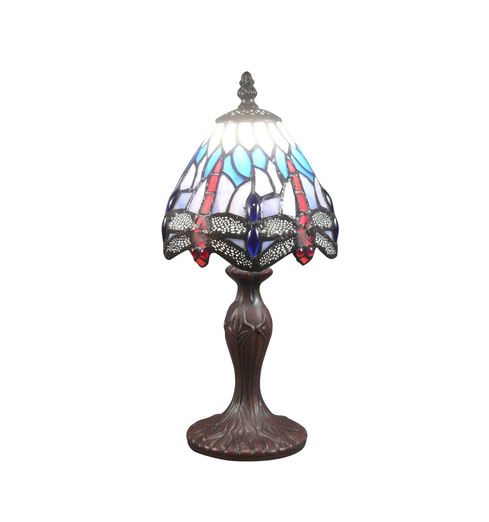 Tiffany Tischlampe Libelle Tiffany Lampe Jugendstil Shop