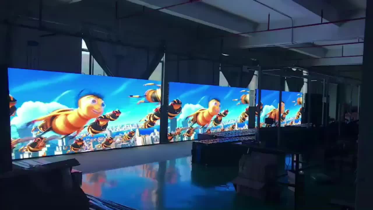 Led Wall China Indoor Stage Led Display China Led Display Screen Wall Panel