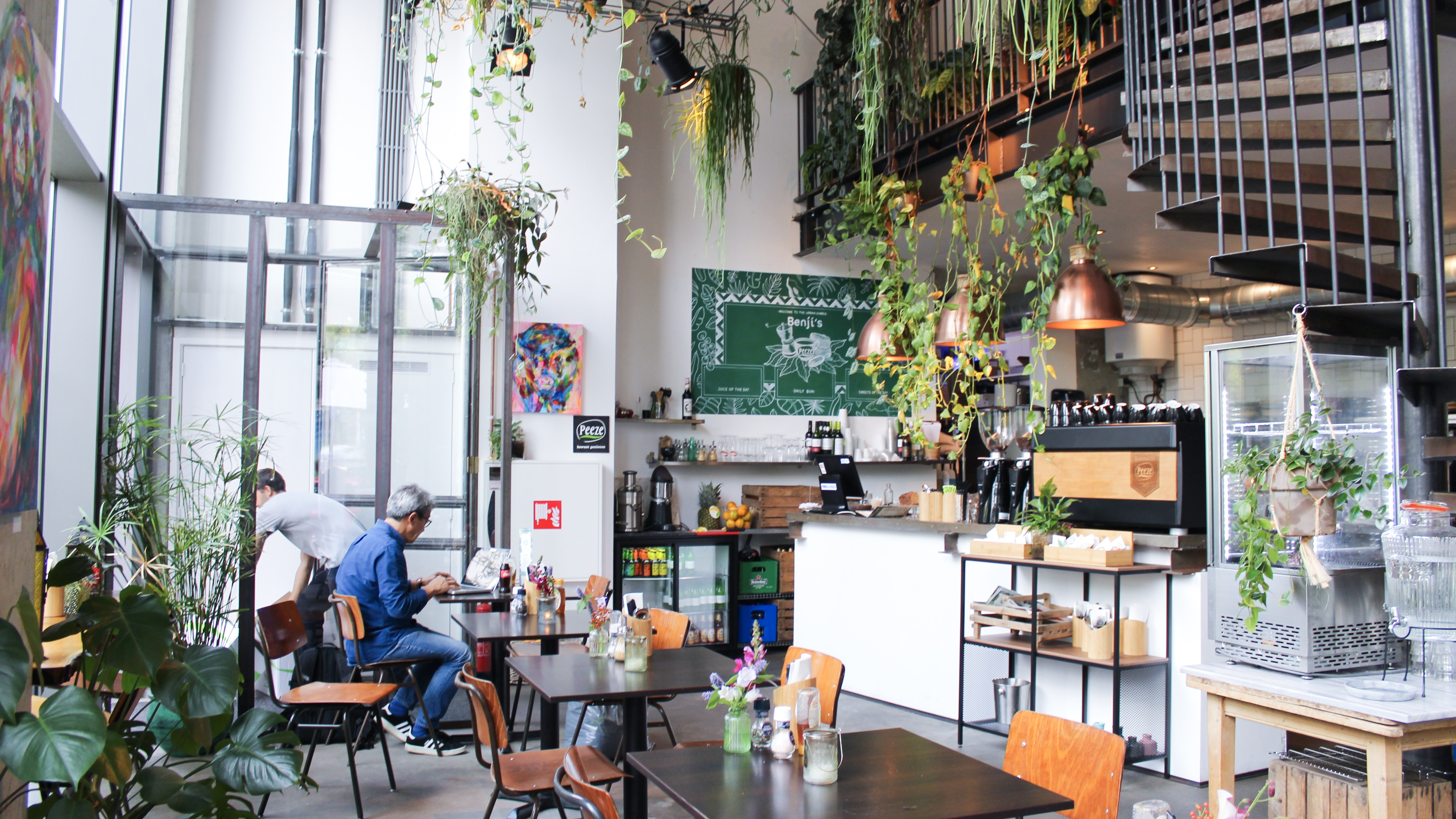 Hotspots Amsterdam You Should Definitely Have Breakfast At These Five Hotspots In