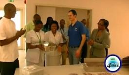 Vamed helps equip Owen King Hospital