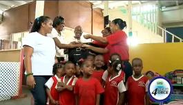 1st National aids Soufriere pre-school