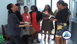 CSME students visit St. Lucia
