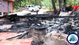 Fire destroys La Toc residence
