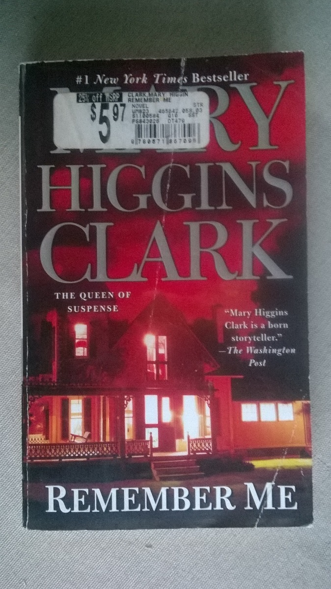 Remember Libro Libro Remember Me Inglés Autor Mary Higgins Clark