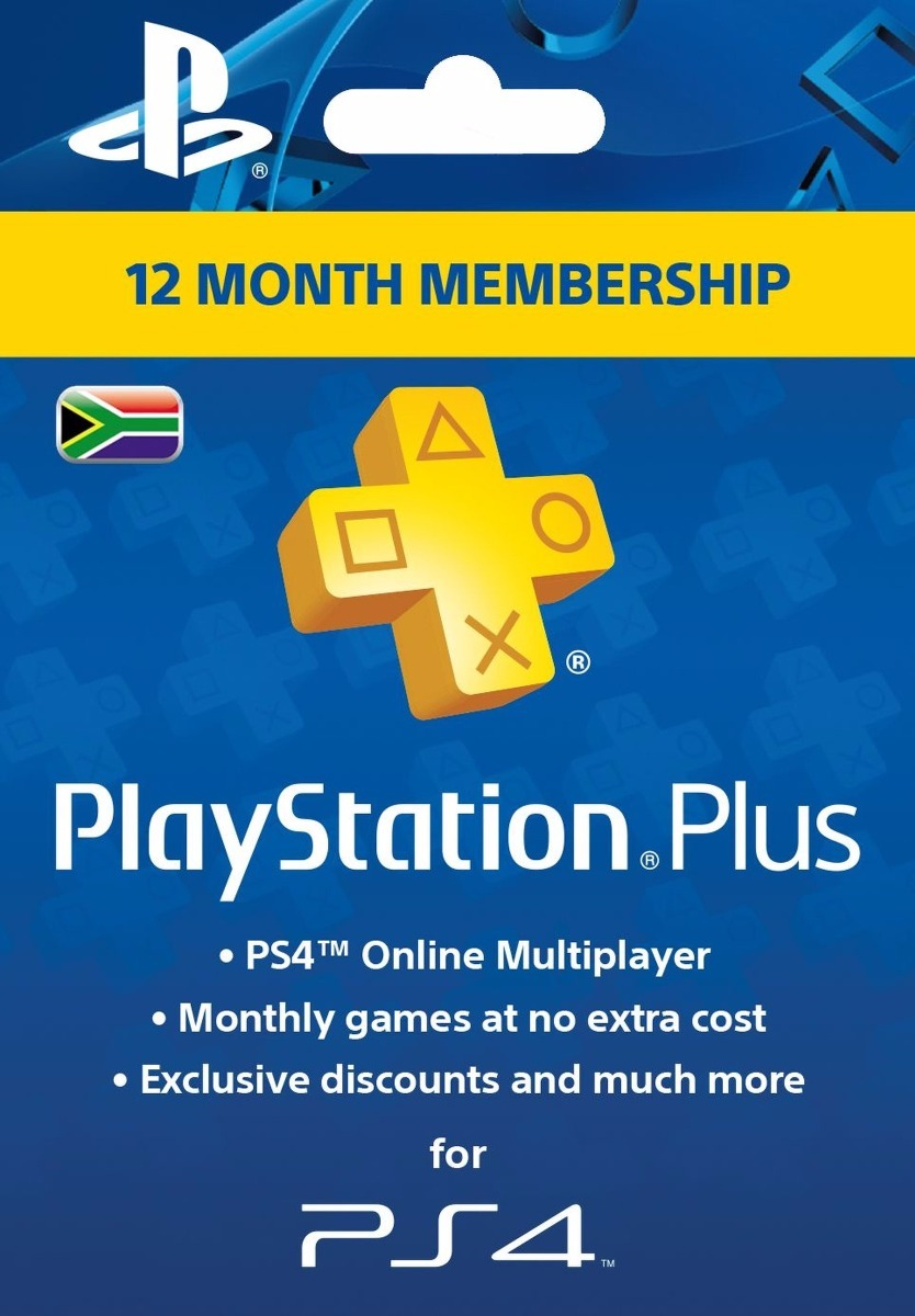 Playstation Plus 12 Meses Playstation Plus 12 Meses 12 Month Usa Playstation Plus