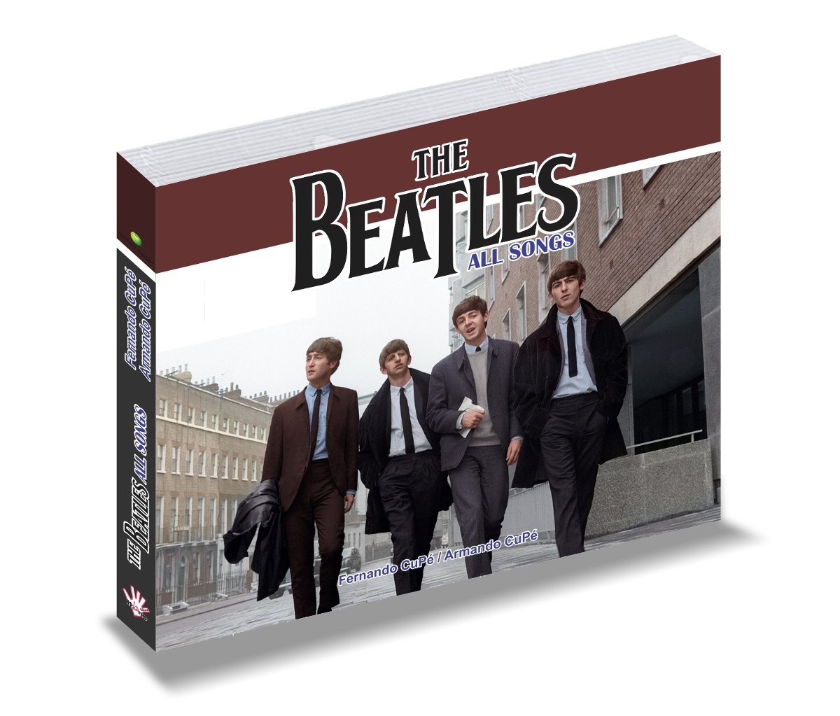 Libros Beatles 10 Libros Cancionero The Beatles All Songs Dhl Fedex